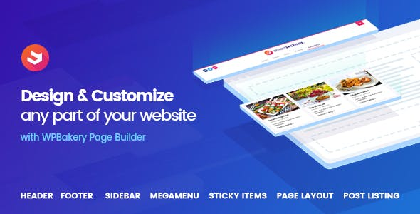 Smart Sections Theme Builder (1.4.7) - дополнение для WPBakery Page Builder