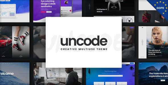 Uncode (2.3.6.3) - Creative Multiuse & WordPress WooCommerce Theme