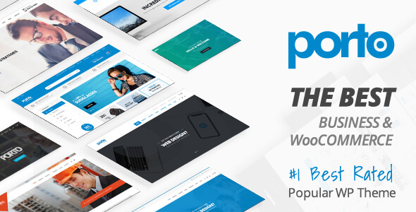 Porto (6.0.7) - Best Multipurpose & WooCommerce Theme