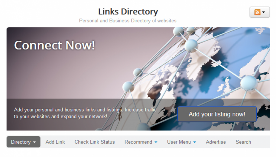 JV-LinkDirectory (5.13) - компонент каталога Joomla