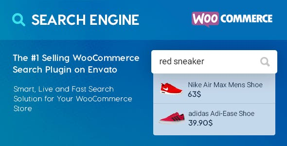 WooCommerce Search Engine (2.1.13) - плагин поиска для WooCommerce