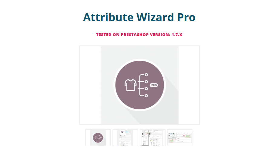 Attribute Wizard Pro (2.0.5)