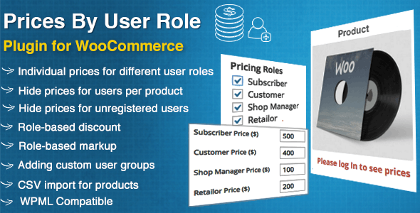 Prices By User Role for WooCommerce (5.0.2)