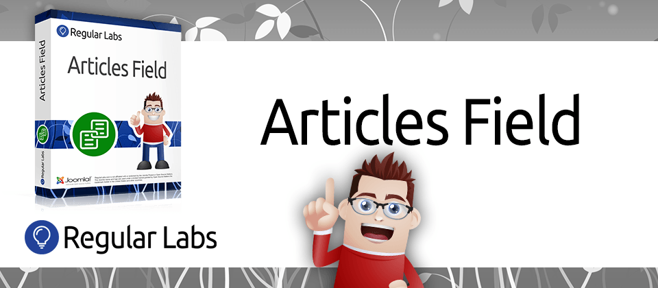 Articles Field PRO (2.0.2) - перелинковка статей в Joomla