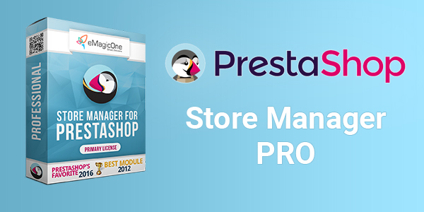 Store Manager PRO for PrestaShop (2.55.0.2199)