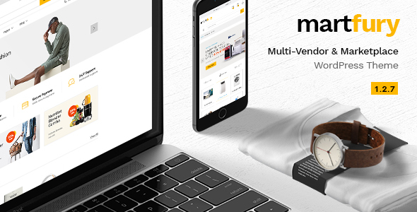 Martfury (2.6.4) - WooCommerce Marketplaces WordPress Theme
