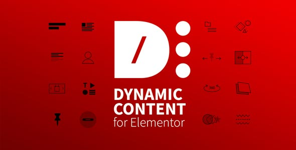 Dynamic Content for Elementor (1.9.6.7.2) - виджеты для Elementor