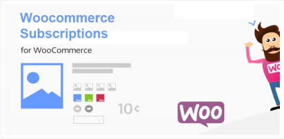 WooCommerce Subscriptions (3.0.8) - подписки для WooCommerce