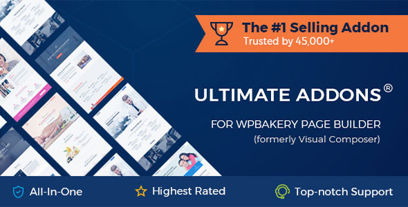 Ultimate Addons for WPBakery Page Builder (3.19.2 fixed)