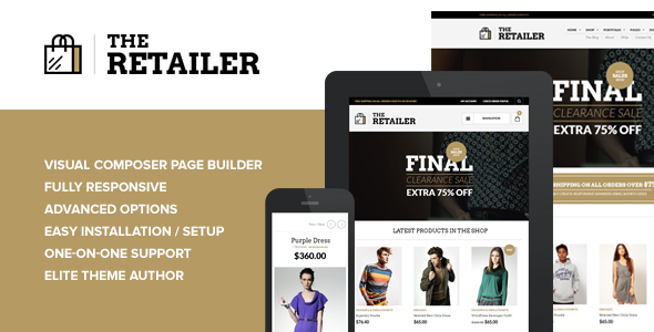The Retailer (3.2.7) - Premium WooCommerce Theme