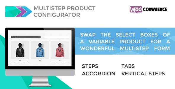 Multistep Product Configurator (1.1.4)