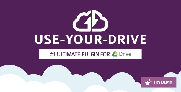 Use-your-Drive Google Drive (1.15.10) - плагин интеграции с Google Диском для WordPress