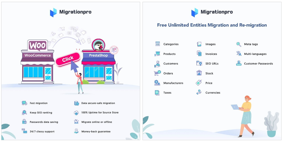 MigrationPro: WooCommerce to PrestaShop Migration Tool (5.1.3)