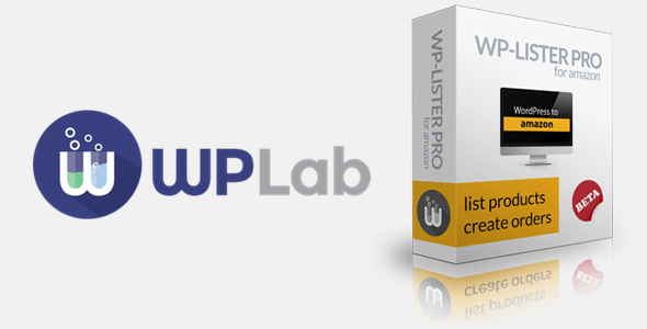 WP-Lister Pro for Amazon (1.8)