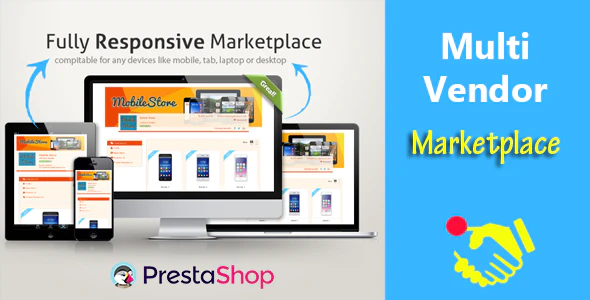 Multi Vendor Marketplace (2.0) - Модуль для Prestashop