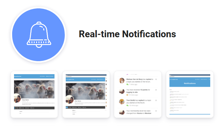 Ultimate Member Real-time Notifications Addon (2.1.5)