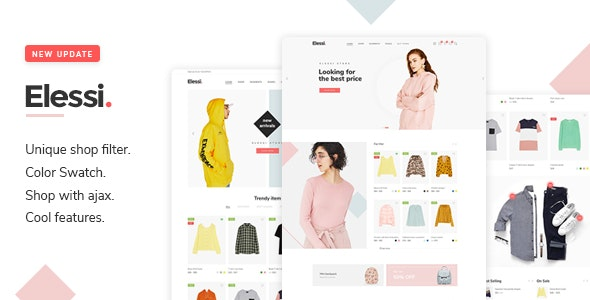 Elessi - WooCommerce AJAX WordPress Theme (4.3.0)