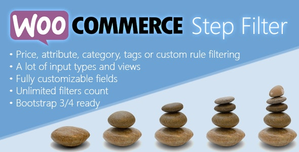 Woocommerce Step Filter (7.3.0)