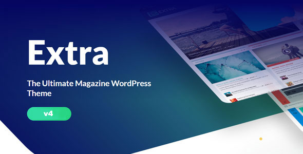 Extra (4.9.4) - шаблон WordpRess для новостей/журнала