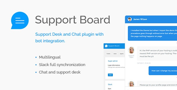 Support Board (3.0.8) - Chat And Help Desk Support & Chat