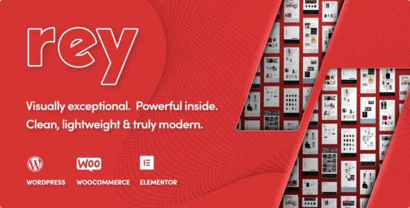 Rey - Fashion & Clothing, Furniture WordPress Theme (2.0.4)