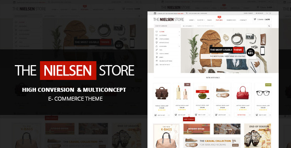 Nielsen (1.9.16) - E-commerce WordPress Theme