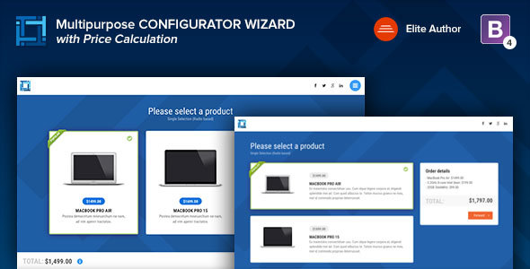 CONFIGURATOR (1.1.11) - Multipurpose Working Configurator Wizard