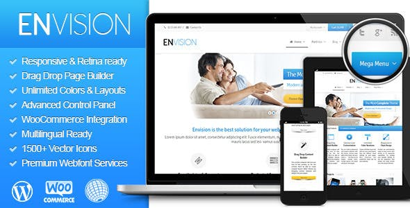 Envision (3.6.0) - Responsive Retina Multi-Purpose Theme