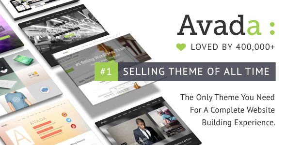 Avada (7.3.1) - Best Website Builder For WordPress & WooCommerce