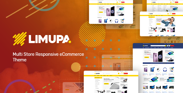 Limupa (1.0) - Technology OpenCart Theme