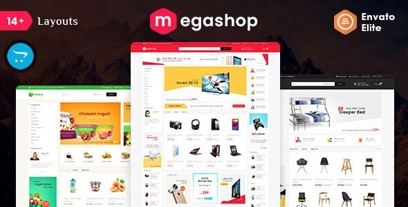 Mega Shop (20200418) - Opencart 3 Multi-Purpose Responsive Theme