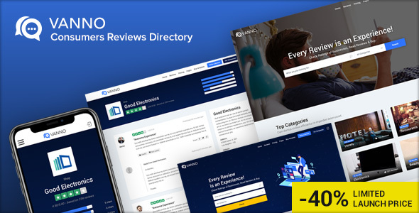 Vanno (1.3) - Consumers Reviews and Rating Directory v