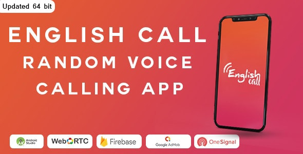 Random Voice Call App With Strangers (1.9)