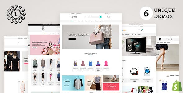 LUSH Shopify - Multipurpose Shopify Theme  - 15 January 2021