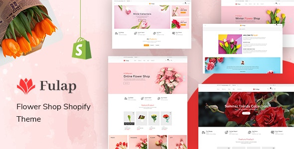 Fulap (1.0) - Flower Store Shopify Theme