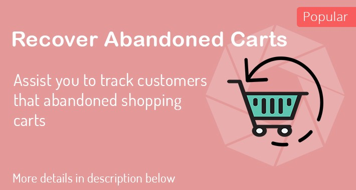 Recover Abandoned Carts For OpenCart (2.1.1)