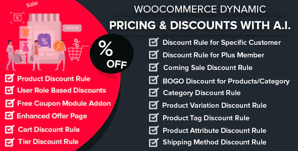 WooCommerce Dynamic Pricing & Discounts with AI (1.6.0)