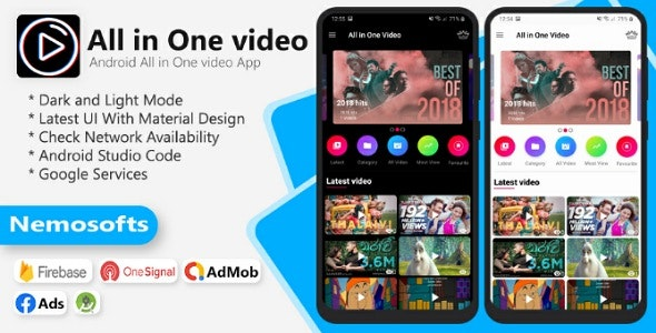 All In One Videos Apps (от 12.07.2020)