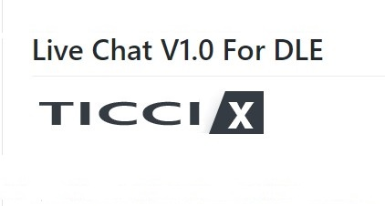 Live Chat (1.0.1) - для DLE